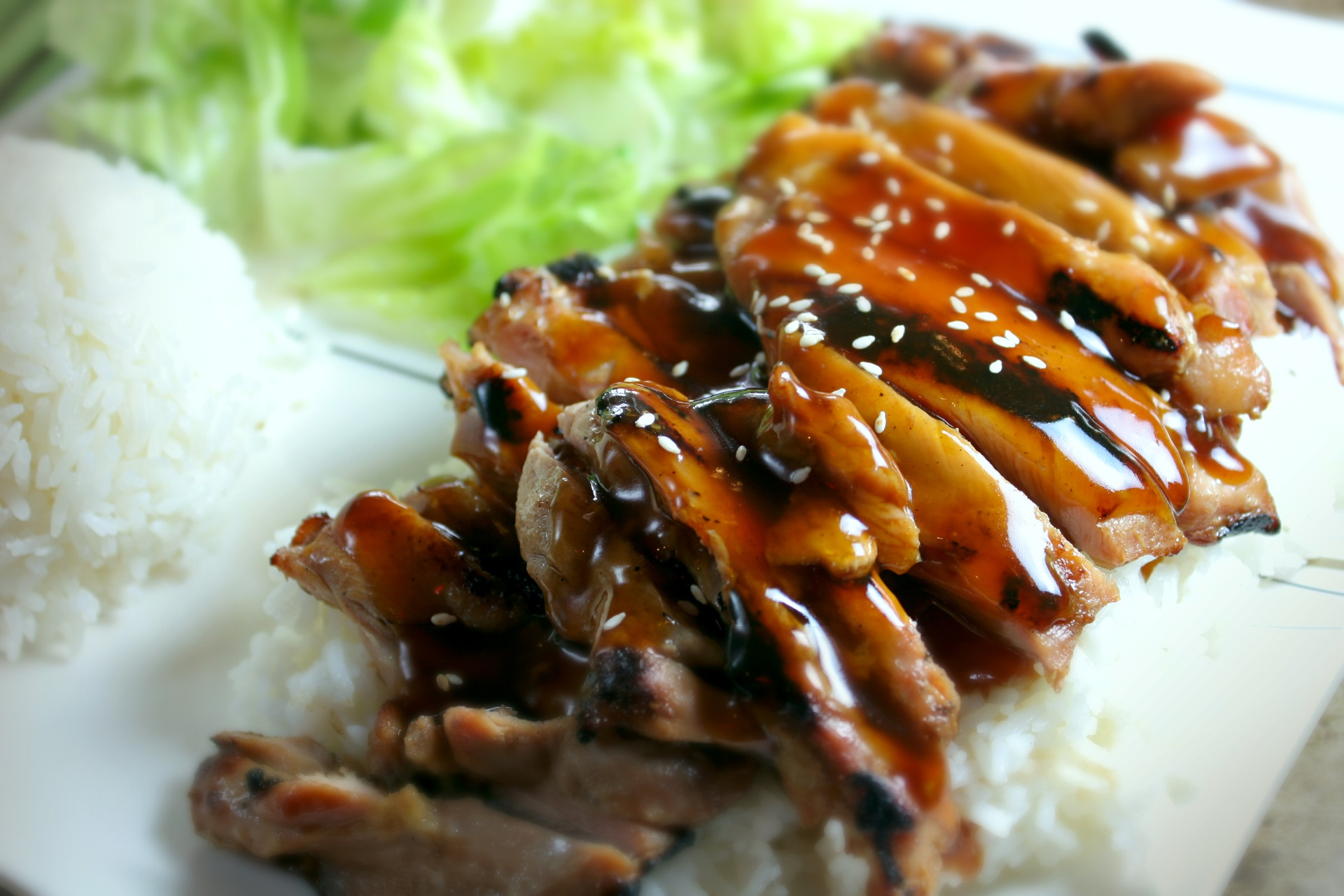 pollo-teriyaki