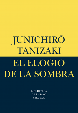 tanizaki el hombre y la sombra aki monogatari On el elogio de la sombra